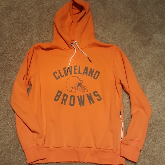 san francisco 3500f 1b53b Nike NFL Cleveland Browns Hoodie sz Med